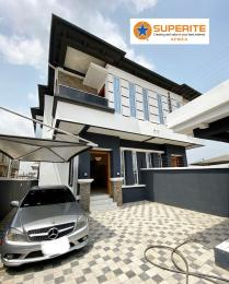 4 bedroom Semi Detached Duplex House for sale Chevron Lekki  chevron Lekki Lagos