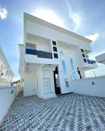4 bedroom Semi Detached Duplex House for sale Osapa London  Osapa london Lekki Lagos
