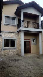4 bedroom Semi Detached Duplex for rent Lekki Phase 1 Lekki Lagos