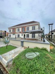 4 bedroom Semi Detached Duplex House for sale Second Toll Gate, Lekki chevron Lekki Lagos