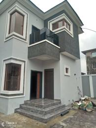 4 bedroom Semi Detached Duplex House for sale Labak Estate Abule Egba Abule Egba Lagos