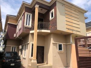 Semi Detached Duplex for rent Oral Estate Lekki Lagos
