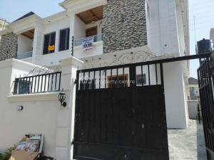 Semi Detached Duplex House for rent - Osapa london Lekki Lagos