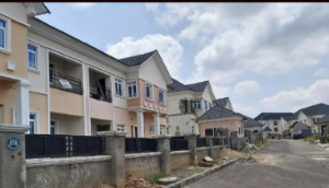 4 bedroom Semi Detached Duplex House for sale - Durumi Abuja