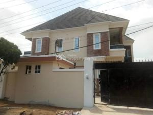 Semi Detached Duplex House for sale .. Omole phase 2 Ojodu Lagos