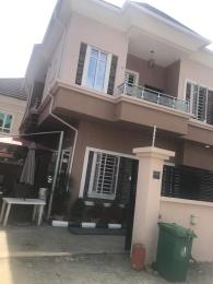 4 bedroom Semi Detached Duplex House for rent In An Estate Opposite Agungi Via Spg Road Agungi Lekki Lagos