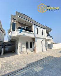 4 bedroom Semi Detached Duplex House for sale 2nd Tollgate, Orchid Road chevron Lekki Lagos