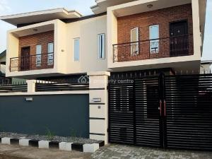 Semi Detached Duplex House for sale ... Magodo GRA Phase 1 Ojodu Lagos