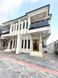 4 bedroom Semi Detached Duplex House for sale Second Toll Gate chevron Lekki Lagos
