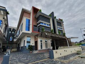 4 bedroom Semi Detached Duplex House for sale Buena Vista Estate, by Orchid Road, Oral Estate Lekki Lagos
