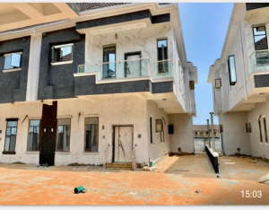 Semi Detached Duplex House for sale Ikota Villa Estate Lekki Ikota Lekki Lagos