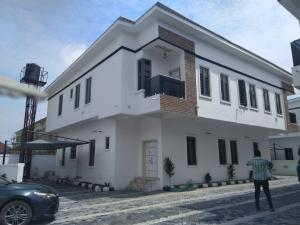 4 bedroom Semi Detached Duplex House for rent 2nd toll gate Lekki Lagos