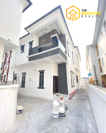 4 bedroom Semi Detached Duplex House for sale 2nd Toll gate Orchid road chevron Lekki Lagos