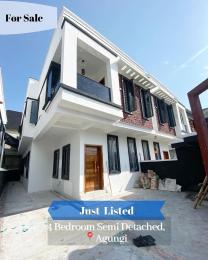 4 bedroom Semi Detached Duplex for sale Bakare Estate chevron Lekki Lagos