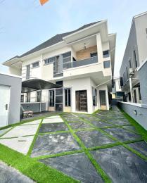 4 bedroom Semi Detached Duplex for sale Chevron Tollgate chevron Lekki Lagos