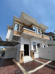 4 bedroom Semi Detached Duplex House for rent Chevron alt chevron Lekki Lagos