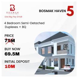 4 bedroom Semi Detached Duplex House for sale Shapata, Vgc VGC Lekki Lagos