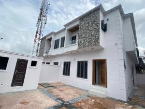 4 bedroom Semi Detached Duplex House for sale Gated estate Osapa london Lekki Lagos