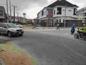4 bedroom Semi Detached Duplex House for sale directly along conservation road, chevron Lekki Lagos