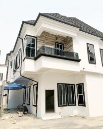 4 bedroom Semi Detached Duplex House for sale 2nd Tollgate  chevron Lekki Lagos