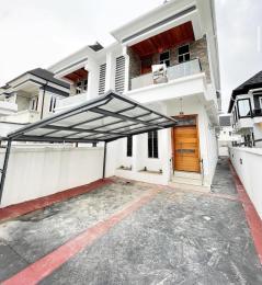 Semi Detached Duplex for rent 2nd Lekki Toll Gate Lekki Lagos