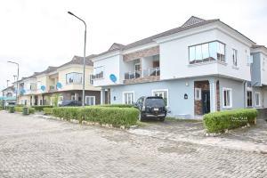 4 bedroom Detached Duplex House for sale  Royal Palm Villa Estate Behind Sangotedo Shoprite Along monastery Road Sangotedo Ajah Lagos