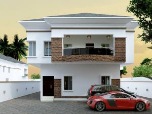 4 bedroom Semi Detached Duplex House for sale Chief Bamidele Eletu Avenue, Opposite Victory Park, Osapa london Lekki Lagos