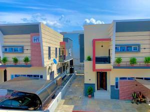 Semi Detached Duplex House for sale 2nd toll gate chevron Lekki Lagos