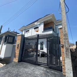 4 bedroom Semi Detached Duplex House for sale Close to Dominos Agungi Lekki Lagos