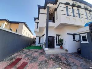 4 bedroom Semi Detached Duplex House for sale Southern view estate  chevron Lekki Lagos