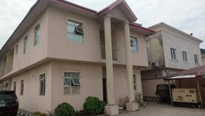 4 bedroom Semi Detached Duplex House for rent Lekki Right Lekki Phase 1 Lekki Lagos