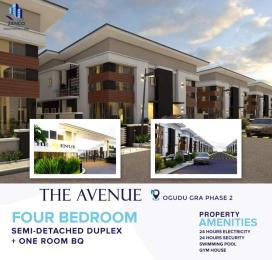 4 bedroom Semi Detached Duplex for sale Ogudu Gra Phase 2 Ogudu GRA Ogudu Lagos