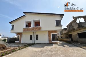 4 bedroom Semi Detached Duplex for rent Creek Haven Ajah Lagos