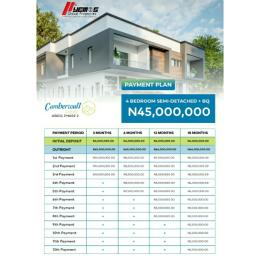 4 bedroom Semi Detached Duplex House for sale ABIJO GRA Abijo Ajah Lagos