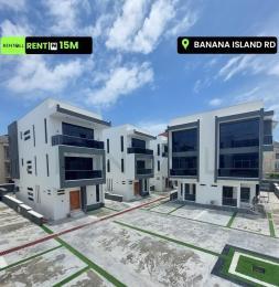 4 bedroom Semi Detached Duplex for rent Banana Island Road Banana Island Ikoyi Lagos