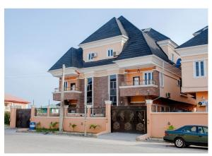 4 bedroom Semi Detached Duplex House for shortlet Gbangbala Street  Ikate Lekki Lagos