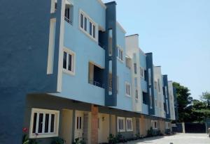 4 bedroom Terraced Duplex House for sale Conservation Centre Road chevron Lekki Lagos