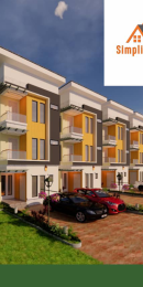 Terraced Duplex House for sale Behind Royal Gardens Ajah Lagos  Thomas estate Ajah Lagos
