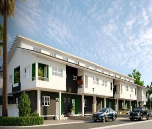 4 bedroom Terraced Duplex House for sale By Nike Art Gallery,ikate Elegushi, Lekki, Ikate Elegushi, Lekki, Lagos. Ikate Lekki Lagos