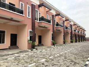 4 bedroom Terraced Duplex House for sale Off chevron alternative drive. chevron Lekki Lagos