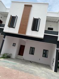 4 bedroom Terraced Duplex House for sale 2nd Toll Gate  Lekki Lagos