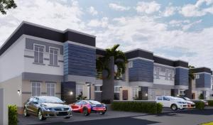4 bedroom Terraced Duplex House for sale The Estate Is Situated At Lekki Scheme 2, Less Than Minutes Drive From Abraham Adesanya Roundabout, Ajah, Eti Osa, Lagos. Lekki Scheme 2 Ajah Lagos