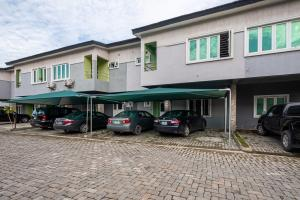 3 bedroom Terraced Duplex House for sale Lekki Garden, Horizon 1, Ikate, Lekki Ikate Lekki Lagos
