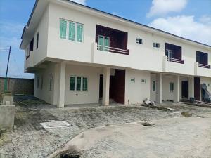 4 bedroom Terraced Duplex House for sale Meridian Park Estate, Awoyaya Ibeju-Lekki Lagos