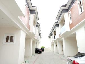 Terraced Duplex House for rent ... chevron Lekki Lagos