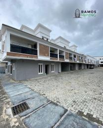 4 bedroom Terraced Duplex House for rent Chevron toll gate orchid chevron Lekki Lagos