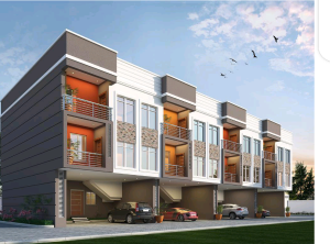 Terraced Duplex House for sale Igbo-efon Lekki Lagos