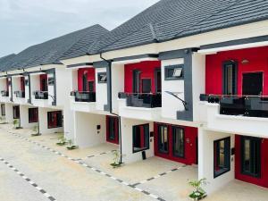 4 bedroom Terraced Duplex for sale Ikota Ikota Lekki Lagos