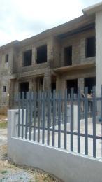 4 bedroom Terraced Duplex House for sale Mbora estate Nbora Abuja