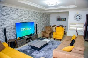 4 bedroom Terraced Duplex House for shortlet 9 Alexandra Street, Brains & Hammers Life Camp Abuja